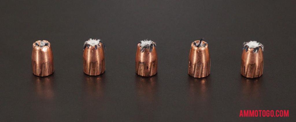 9mm Speer Gold Dot Test Rounds