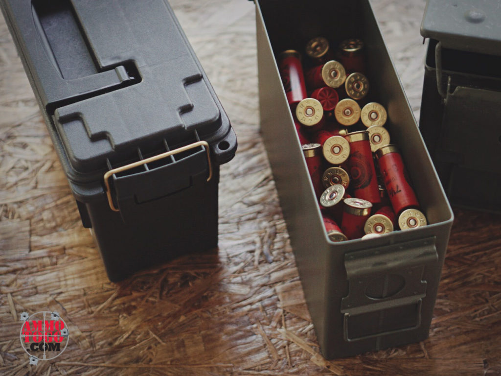 Ammo Can Storage