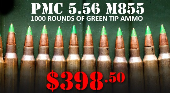 PMC 5.56x45mm M855 Penetrator Ammo On Sale!